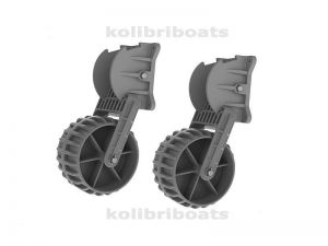 Transport chassis PVC Gray/Black Kolibri