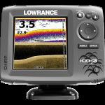 LOWRANCE Hook- 5x
