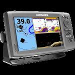 LOWRANCE Hook- 9 COMBO